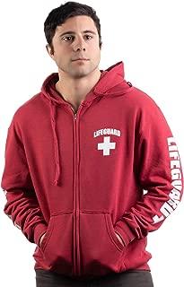 Lifeguard | Zip Fleece Hoody Sweatshirt Hoodie Sweater Unisex Uniform Men Women