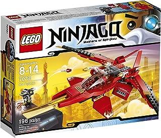 Best lego ninjago kai fighter 70721 Reviews