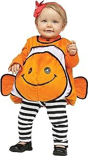 Fun World Costumes Baby's Giddy Goldfish Infant Costume