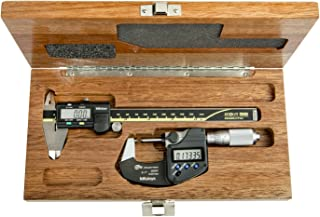 Mitutoyo 64PKA077B Digimatic Tool Kit with 500-196-30 AOS ABS 6
