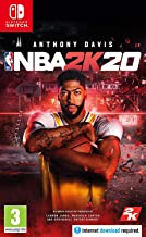 NBA 2K20 (Nintedo Switch) (CODE IN A BOX) (UK)