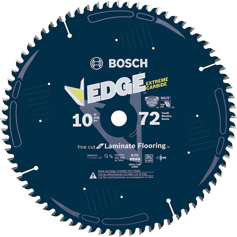 BOSCH DCB1072 Daredevil : Best Melamine Circular Saw Blade best circular saw blade for cutting wood