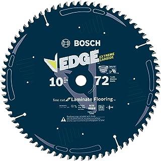 Bosch DCB1072 Daredevil 10-Inch 72-Tooth Laminate Flooring, Laminated Panels and Melamine Circular Saw Blade
