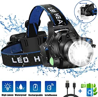 rechargeable cree headlamp