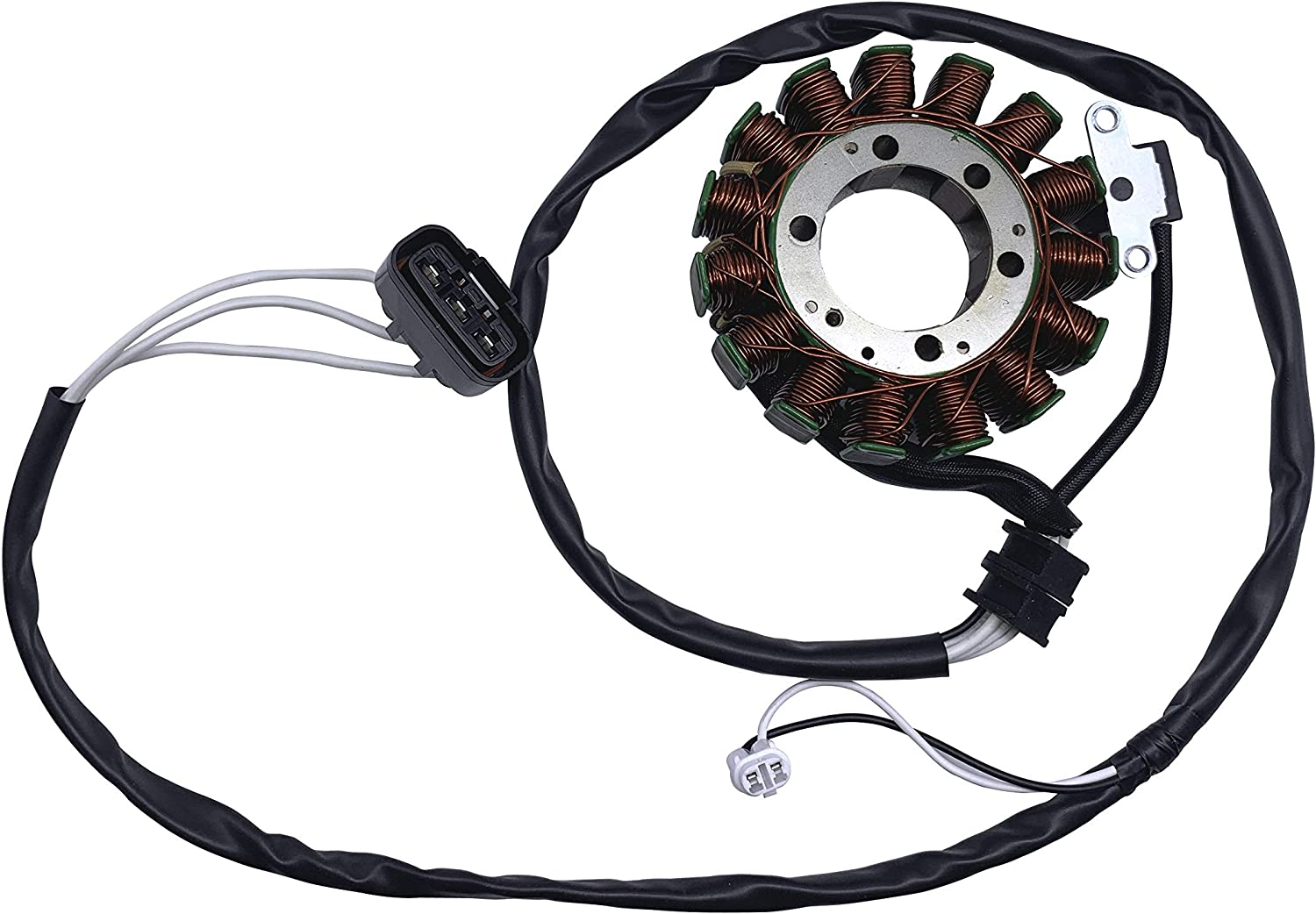 Hity Motor Stator Magneto Coil For 700 ATV 20 Grizzly A surprise favorite price is realized YAMAHA YFM