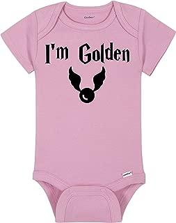 Baby Wizard Onesie® - I'm Golden