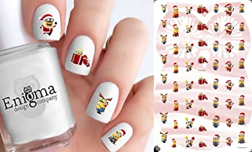 Best christmas minion nails Reviews