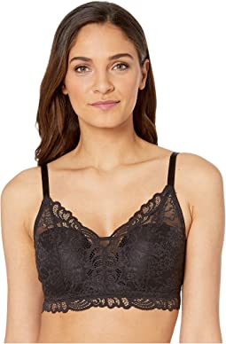 Lace Desire All Over Wire Free Bra