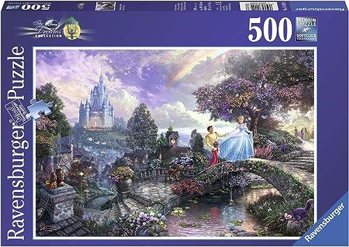 Disney Ravensburger Kinkade Cendrillon (500pièces)
