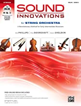 Sound Innovations for String Orchestra, Bk 2: A Revolutionary Method for Early-Intermediate Musicians (Violin) (Book, CD &...