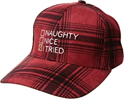 Collection XIIX - Naughty, Nice, I Tried Baseball Cap