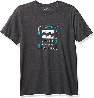 BILLABONG Mens MT131BBA Badge Short Sleeve Tee T-Shirt