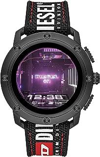 Diesel Axial Smartwatch-Black Nylon