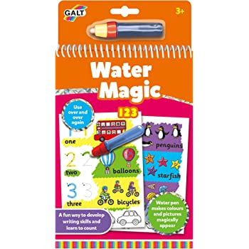 Water Reveal Book Coloring Book Writing Painting Magic Pen Kids Drawing Book hot