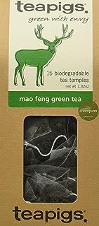 teapigs Mao Feng Green Tea, 1.32 Ounce