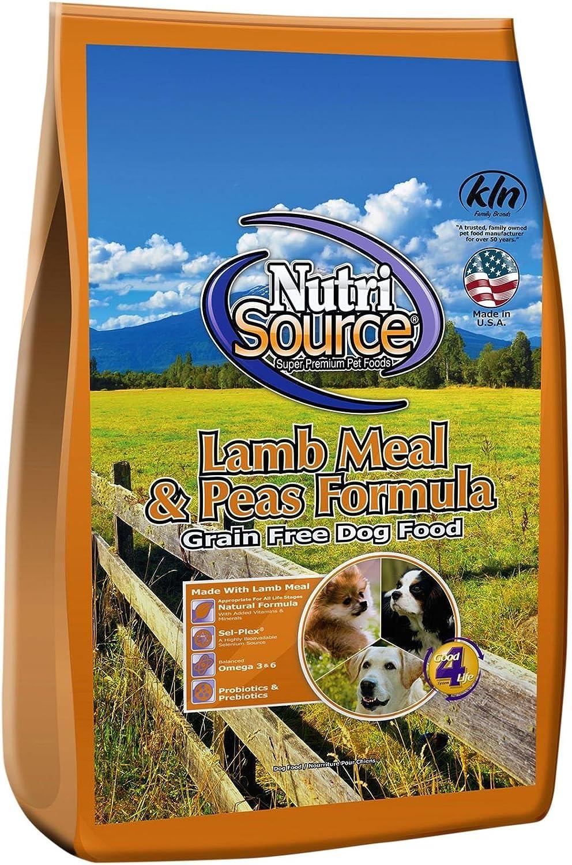 Tuffy'S Pet Food Minneapolis Mall Nutrisource Grain-Free Meal Peas Lamb Ranking TOP20 Formula