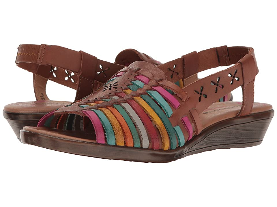 Comfortiva Formosa (Rainbow Multi) Women