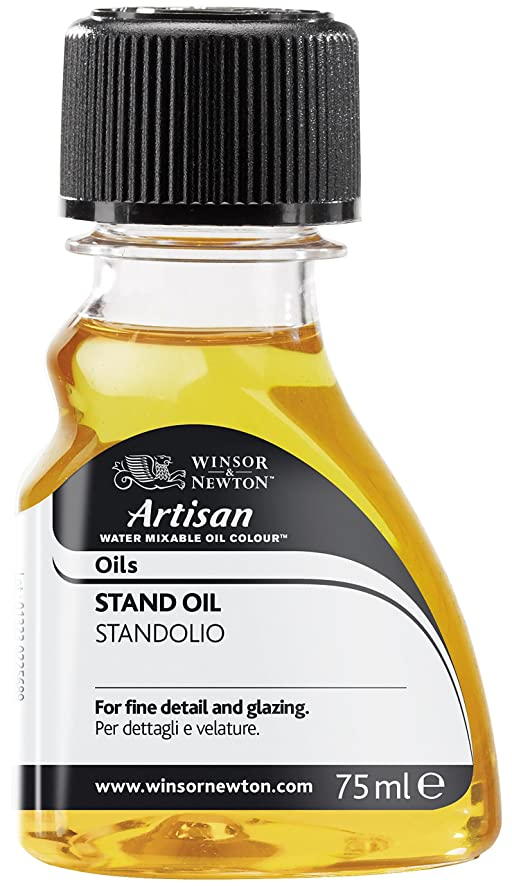 Winsor And Newton Artisan Water Mixable Stand Oil - 75ml