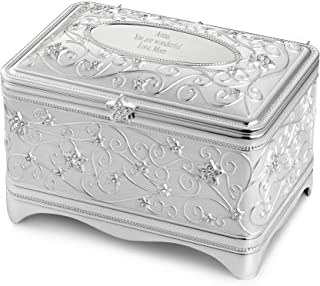 Things Remembered Personalized Star Jewelry Box with Engraving Included