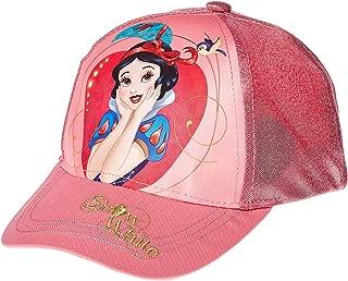 Princess Girls Cap For Girls,PINK,Free Size