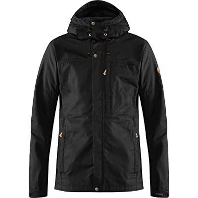 Fjallraven Kaipak Jacket (Black) Men