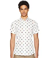 Paul Smith - Short Sleeve Poka Dot Shirt