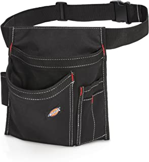 Dickies Work Gear 57080 Black 5-Pocket Single Side Apron