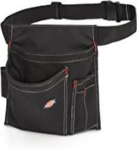 Dickies 5-Pocket Single Side Tool Belt Pouch/Work Apron, Durable Canvas Construction,..