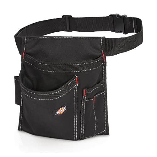 Dickies Work Gear 57080 Black 5-Pocket Single Side Apron d28c2c2535fa2