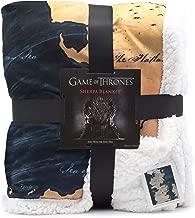 Game Of Thrones Regali Merchandise GOT Coperta Super Morbida Coperta Letto Mappa Di Westeros, Coperta | Game Of Thrones Morbida Coperta In Pile Sherpa