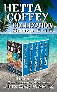 Hetta Coffey Collection Boxed Set Books 6-10 (Hetta Coffey Series by Jinx Schwartz)