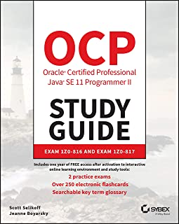 OCP Oracle Certified Professional Java SE 11 Programmer II