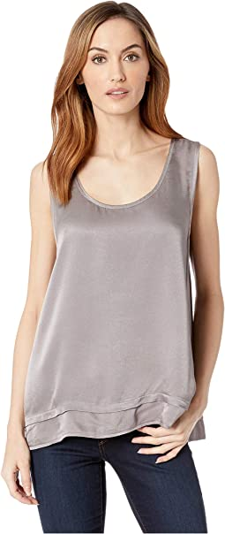 019c6fd1ee Hale bob simply irresistible satin t shirt top
