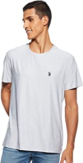 U.S. Polo Assn. Men's Round Neck Short sleeve T-Shirt