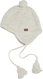 Melton Baby Toddler Wool Hat with Tassels
