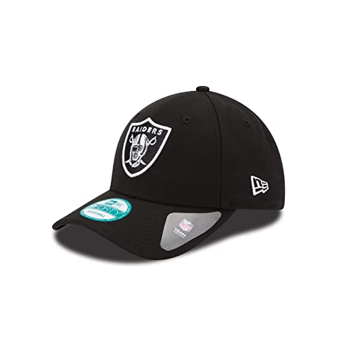37ed5c2f6bd New Era 9forty Oakland Raiders Mens Cap Black