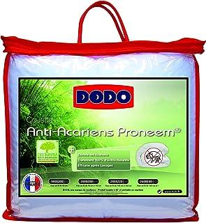 DODO COUETTE PRONEEM ANTI-ACARIENS - CHAUDE - 200 x 200 cm