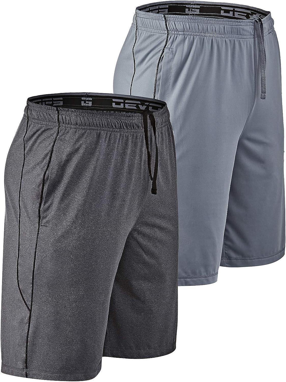 Branded goods DEVOPS Men's 2-Pack Loose-Fit 10