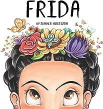 FRIDA, Children's Board Book (English and Spanish)