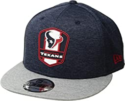 9Fifty Official Sideline Away Snapback - Houston Texans