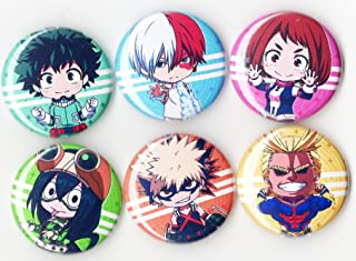 Best my hero academia pin Reviews