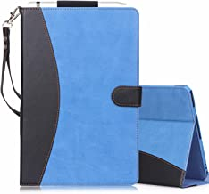 FYY Case for Samsung Tab S4, Premium Leather Smart Cover with [Hand Strap][Pencil Holder] Auto Sleep/Wake and Multiple Viewing Angles Folding Stand Folio Cover for Samsung Tab S4 10.5
