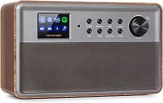auna Connect Link – Radio Inteligente, Internet / Dab+ / Radio FM, Spotify Connect, Amazon Music, Bluetooth, Control por a...