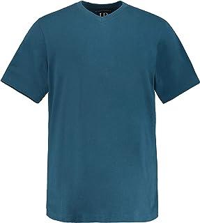 JP 1880 Men's T-Shirt 1/2 V-Ausschnitt T-Shirt