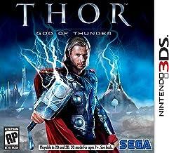 THOR GOD OF THUNDER - 3DS