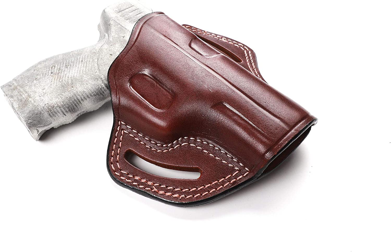 Pusat Holster Leather Pancake Sport 2021 new New mail order OWB Tau 4.20 BBL for