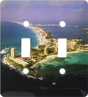 Mexico Sa13 Gjo0194 Greg Johnston Double Toggle Switch Cancun 3dRose lsp/_86665/_2 Ritz Carlton Resort