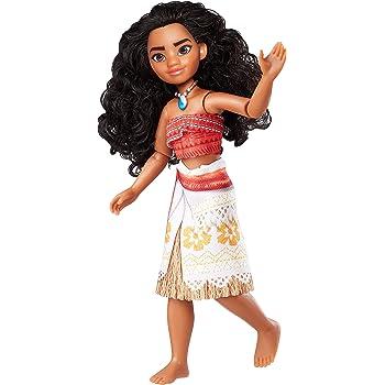 Disney Princess Adventure Collection Moana Doll: Amazon.co