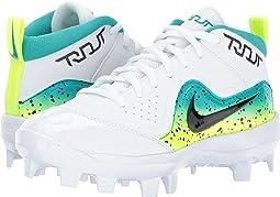 Nike Kids Trout Pro MCS Baseball Cleat (Toddler/Little Kid/Big Kid)