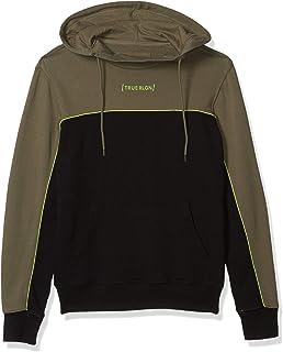 True Religion Men's Hooded Sweatshirt